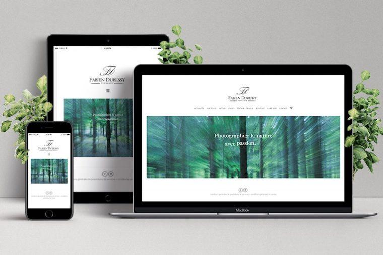 Mon site internet fait peau neuve